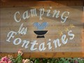Image for Camping La Fontaines -Lathuile (F)