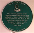 Image for Town Hall, Market Place, Ripon, N Yorks