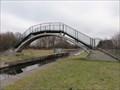 Image for Lingard Footbridge Over Bridgewater Canal - Astley, UK