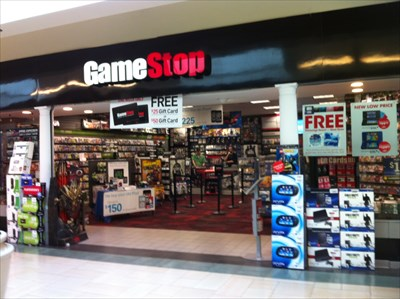 Game Stop Buckland Mall Manchester Ct Used Video Game Stores On Waymarking Com