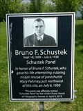 Image for Parachute Martyr Bruno Schustek Memorial - Burr Ridge, IL