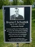 Image for Parachute Martyr Bruno Schustek Memorial - Burr Ridge, IL