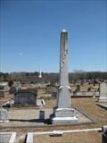 Image for Adair Obelisk - Jefferson, GA