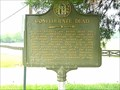 Image for Confederate Dead at Cassville GHM 008-39B-Bartow County
