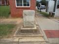 Image for Jefferson Davis Highway Marker - Crawfordville, GA