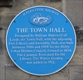 Image for The Town Hall and Public Library - Ilkley, UK