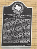 Image for Stephenville Masonic Lodge #267