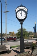Image for Town Clock in Flat Rock, MI.