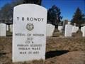 Image for Army Scout Sergeant Y. B. Rowdy - Santa Fe, NM