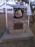 Image for N.C.O Railroad Bell - Junior Livestock Center - Alturas, CA