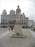 Image for Queen Elisabeth of Belgium - Brussels, Belgium