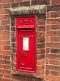 Image for Victorian Wall Post Box - Newton Road - Kings Lynn - Norfolk - UK