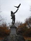 Image for The Falconer (Simonds) - NY, NY