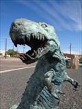 Image for Tyrannosaurs - Dinosaur - Holbrook, Arizona, USA.