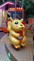 Image for Pikachu at Karusell - Gera/ Thüringen/ Deutschland