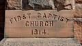 Image for 1914 - First Moncton United Baptist Church - Moncton, NB