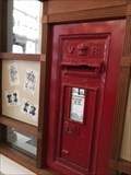 Image for Victorian Wall Post Box - Pump Room Museum - Harrogate - Yorkshire - UK