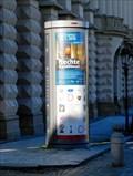 Image for Moderní reklamní sloup - Loretánské námestí - Praha, CZ