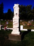 Image for Order Sons of Italy WWII Memorial - Winema Cemetery - Weed, CA