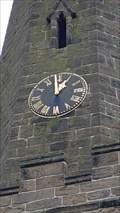 Image for Church Clock - All Saints - Gilmorton, Leicestershire