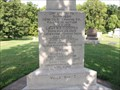 Image for War Memorial - Rose Hill Cemetery - Hillsboro, IN