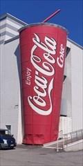 Image for Huge Cola drinking mug - Turku, Finland