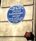 Image for Thomas Earnshaw, High Holborn, London, UK