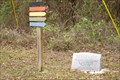 Image for Directional arrows and signs for Swayback Bridge Trails