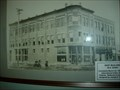 Image for Odd Fellows Building - Then and Now - Sapulpa, OK