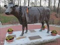 Image for Emily the Cow Grave and Animal Rights Memorial - Sherborn