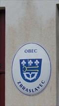 Image for Znak obce - Zbraslavec, Czech Republic