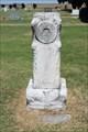 Image for Leslie E. Walker - Fairview Cemetery - Randlett, OK