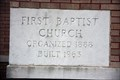Image for 1963 - First Baptist Church - Florence, AL