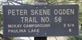 Image for Peter Skene Ogden Trailhead - Oregon