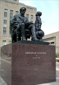 Image for Abraham Lincoln and Tad Statue