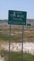 Image for Pine Ridge Indian Reservation - Pine Ridge, South Dakota