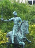 Image for Jeanne d'Arc, Reims, France