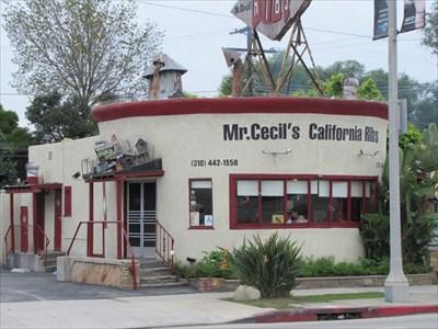 Mr. Cecil's California Ribs, Los Angeles, CA