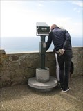 Image for Binoculars at Cape Point Lighthouse, South Africa