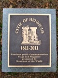 Image for Citie of Henricus 400th Anniversary Marker - Chester, VA
