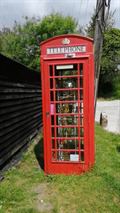 Image for Red Telephone Box (converted) - Highbrook, West Sussex