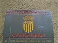 Image for Blason de la Ville d'AIx en Provence - Couvent des Augustins, Paca, France