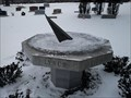 Image for Lynch sundial, Homewood Cemetery, Pittsburgh, Pennsylvania