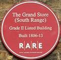 Image for The Grand Store - 1806-13 - Royal Arsenal, Woolwich, London, UK