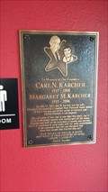 Image for Carl N. Karcher & Margaret M. Karcher - Carl's Jr. - Redding, CA