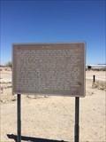Image for Hi Jolly - Quartzsite, AZ