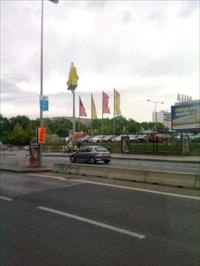 Nakupni taska Billa / Praha - Prosek