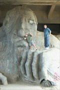 Image for Fremont Troll, Seattle-in-a-box edition - Seattle, WA