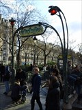 Image for Edicule Guimard Station de Metro Richard Lenoir - Paris, France