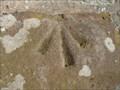 Image for Pivot Mark on St Michael's Church - Lilleshall, Shropshire